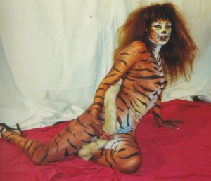 moi, version bodypainting