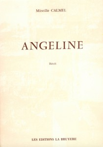 ANGELINE - Couverture